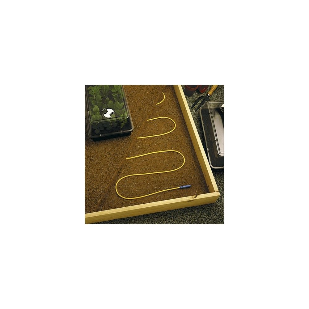 cable chauffant pour semis et serres 3 05m