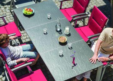 Table Jardin Resine Kettler | Salon De Jardin R Sine Madrid Kettler ...