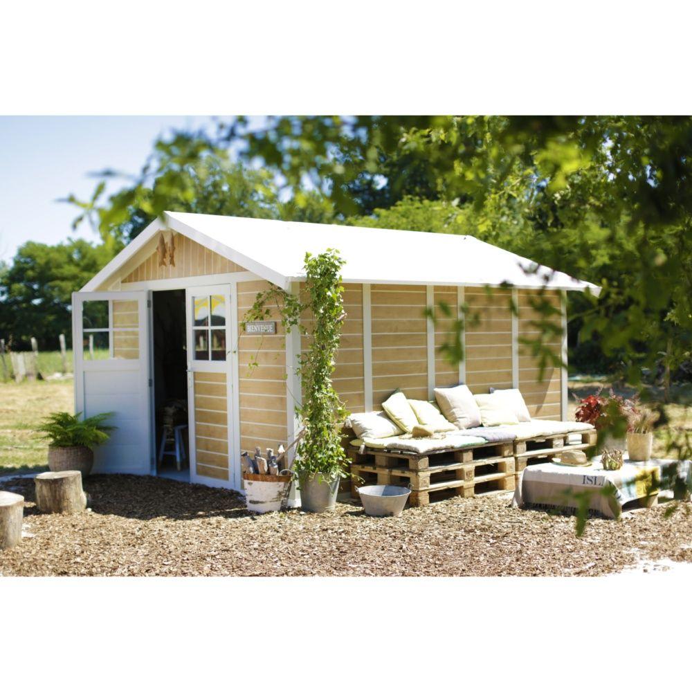 abri de jardin resine grosfillex 11 2 m ep 26 mm sherwood