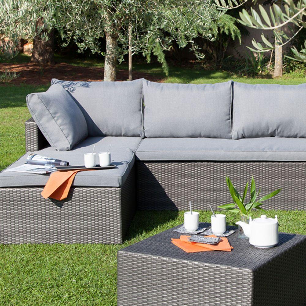 salon de jardin bas modena fauteuil canape meridienne table basse