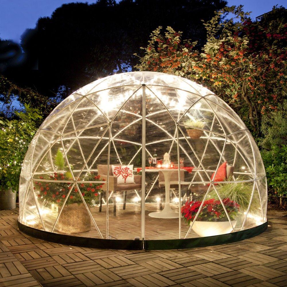 Abri de jardin Garden Igloo 10 m Largeur 40 x Longueur 79 x Hauteur 30 cm  Gamm Vert