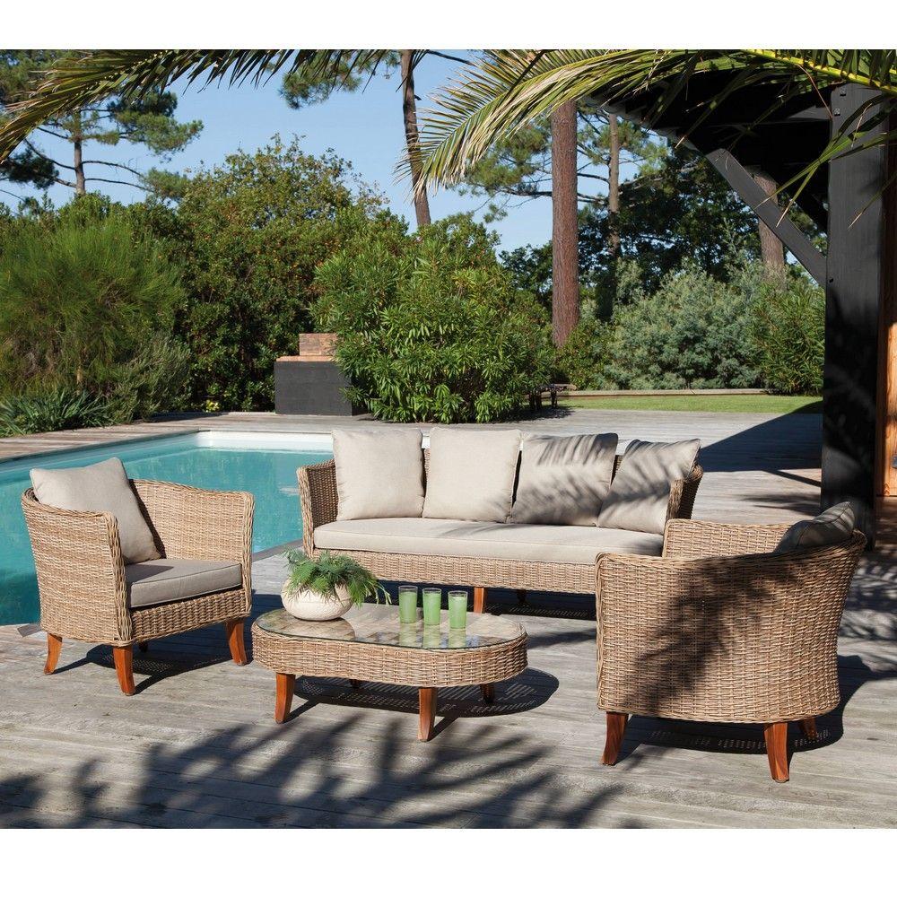 Best Salon De Jardin Resine Couleur Naturel Pictures - House ...