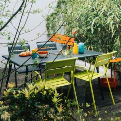 mobilier de jardin gamm vert