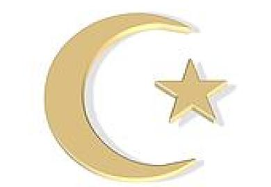 Stock Illustration Of 3d Golden Crescent Moon K