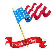 presidents day clip art - royalty