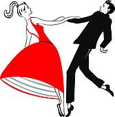 prom clip art - royalty free