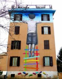 Amazing Wall Art Painting On Building1 - Amazing Wall Art ...