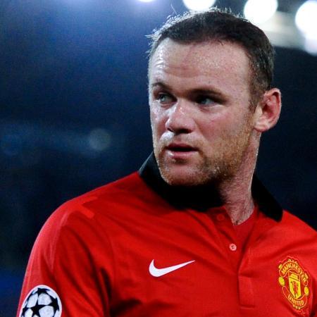 Wayne Rooney Famous Footballer From England Football