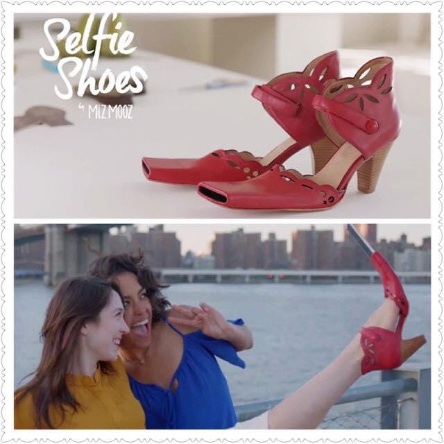 Selfie Shoe Miscellaneous Images & Photos