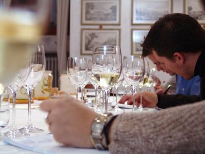 Wine tasting at Tenuta di Nozzole