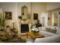 french provincial style living room | Homehound