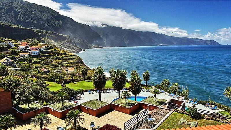 Monte Mar Palace Hotel In Ponta Delgada Sao Vicente Portugal
