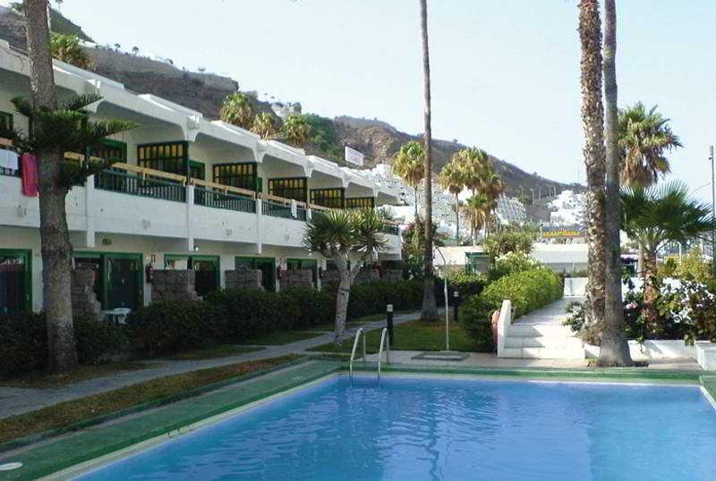Gran canaria is a spanish island above the coast of africa. APARTAMENTOS FLORIDA Puerto Rico - Gran Canaria
