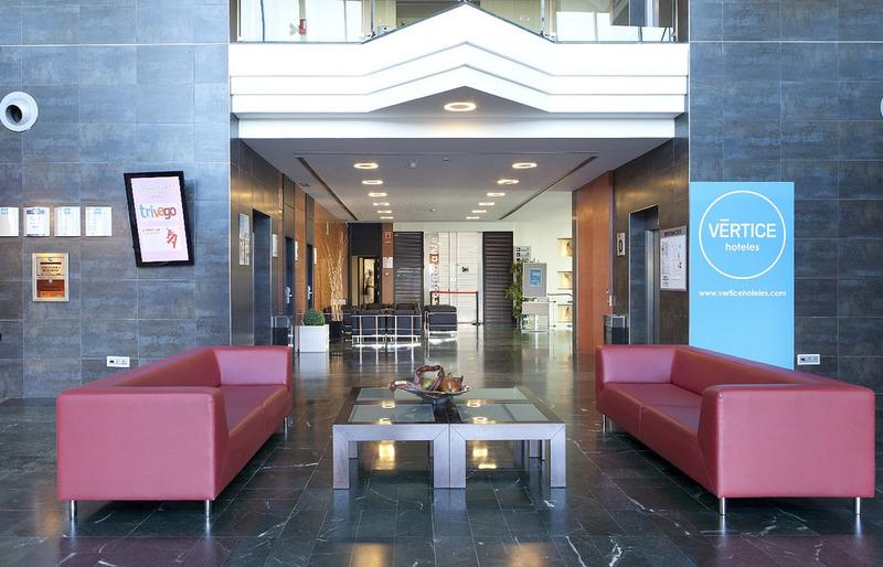 Hotel Vertice apartamentos Sevilla Aljarafe Bormujos