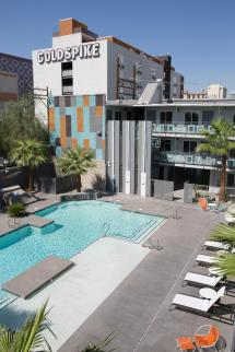 Map & Location Of Oasis Gold Spike Hotel Las Vegas