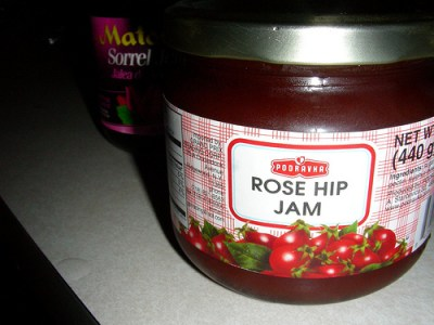 Sorrel Jelly & Rose Hip Jam @ Buford Hwy Farmers Market ...