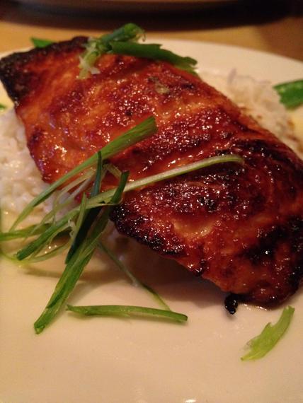 Miso Salmon @ Cheesecake Factory « Review Atlanta