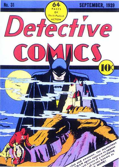 Image result for detective comics 31