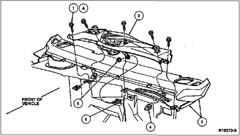 Wiper motor R&R