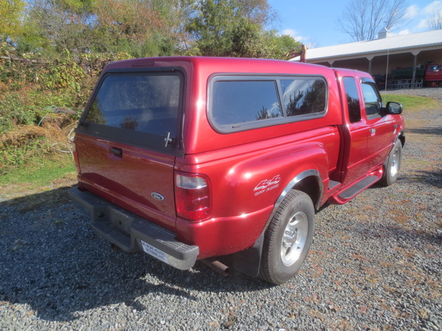 2001 Northland Edition Ford Ranger Xlt 4x4 Used For Sale