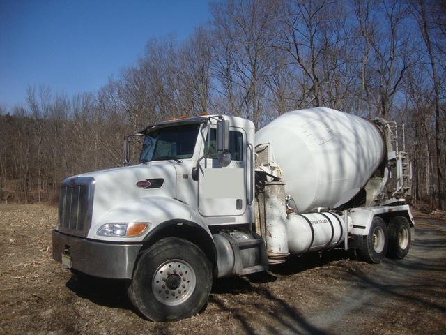Peterbilt 340 cement mixer for sale ironmartonlineblog for Cement mixer motor for sale