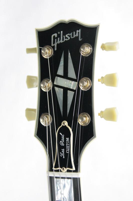 gibson les paul custom semi hollow msd btm install 2006 sg w/ maestro lyre vibrola! white historic shop! 1963 reissue ...
