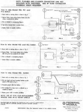 Turn Signal Wiring Diagrams