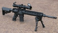 "Whats the most accurate 5.56 barrel for a 18"" SPR - Sniper ..."