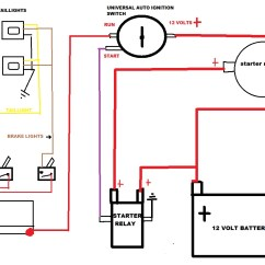 Power Wheels 12v Wiring Diagram 2006 Mazda 6 Headlight Atv Get Free Image About