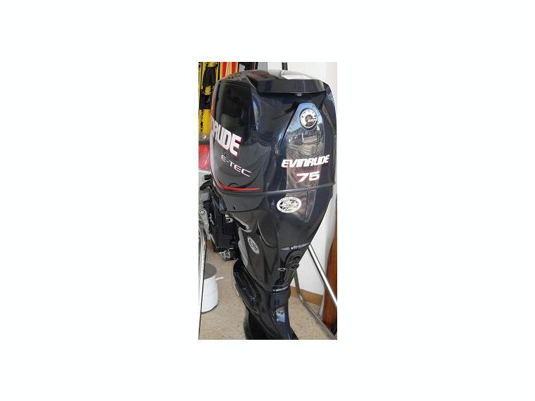 MOTOR EVINRUDE E ETEC 75 HP Engines 69665 INautia