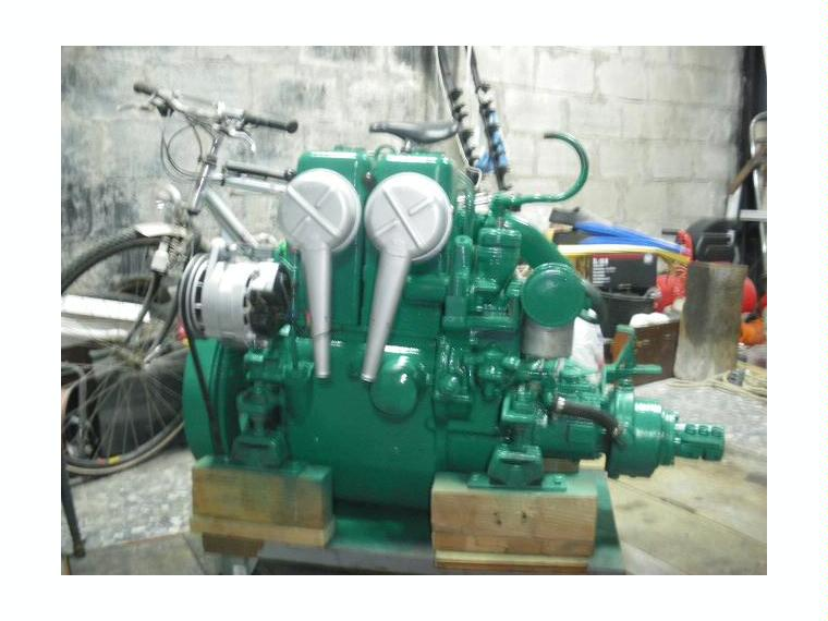 Motor Volvo Penta MD 11 C 23HP Second Hand 55550 INautia