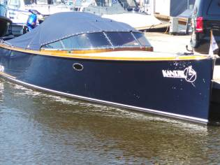 COASTER 30 Bruce Roberts Trawler Hybride In Izmir
