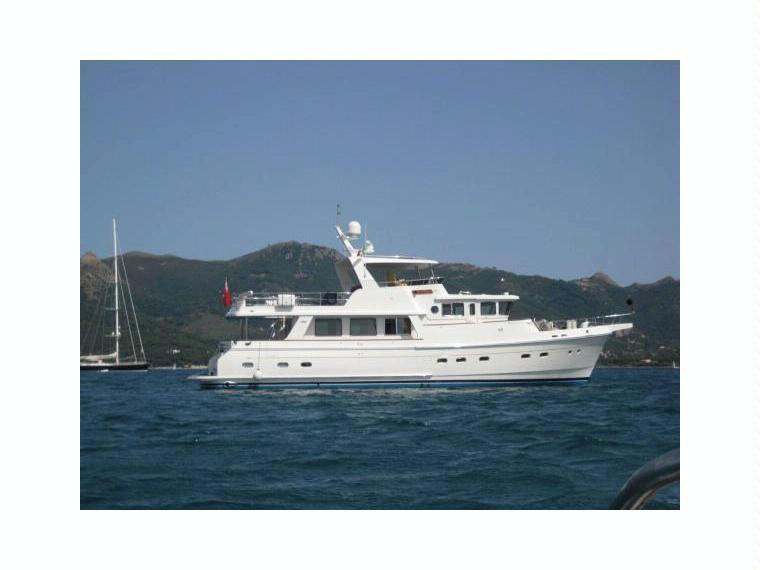 Selene 66 Ocean Trawler In Italy Power Boats Used 14955
