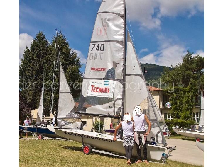 RS 500 in Pto Dptvo El Masnou | Sailing dinghies used 67675 - iNautia