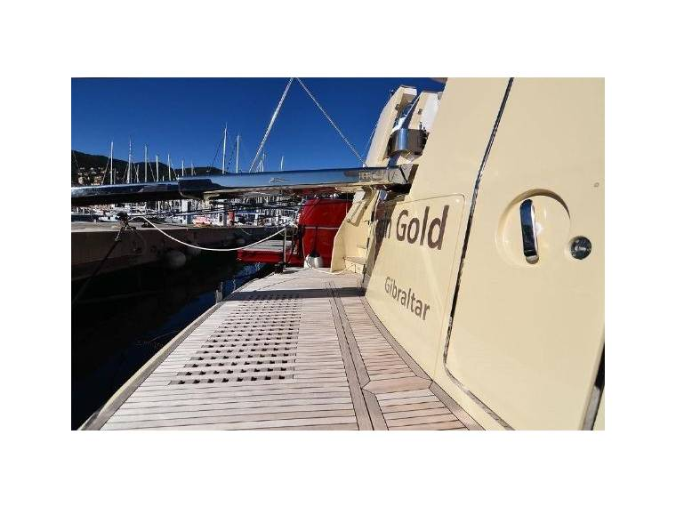 Horizon Yachts Bandido 75 In Italy Cruisers Used 48575