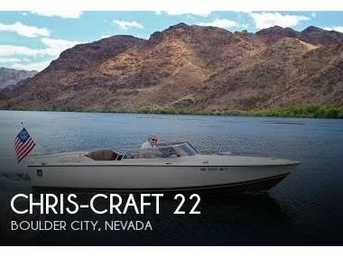 Chris Craft Xk 22 In Florida Power Boats Used 02499 Inautia