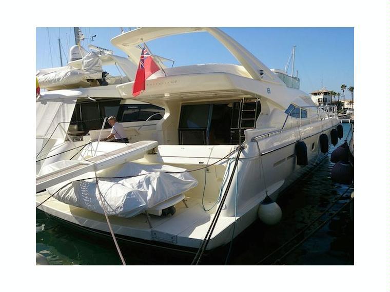 Motor Yachts Used 56665 - INautia