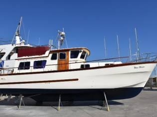 Fairways Marine Fisher Trawler 38 In Croatia Power Boats
