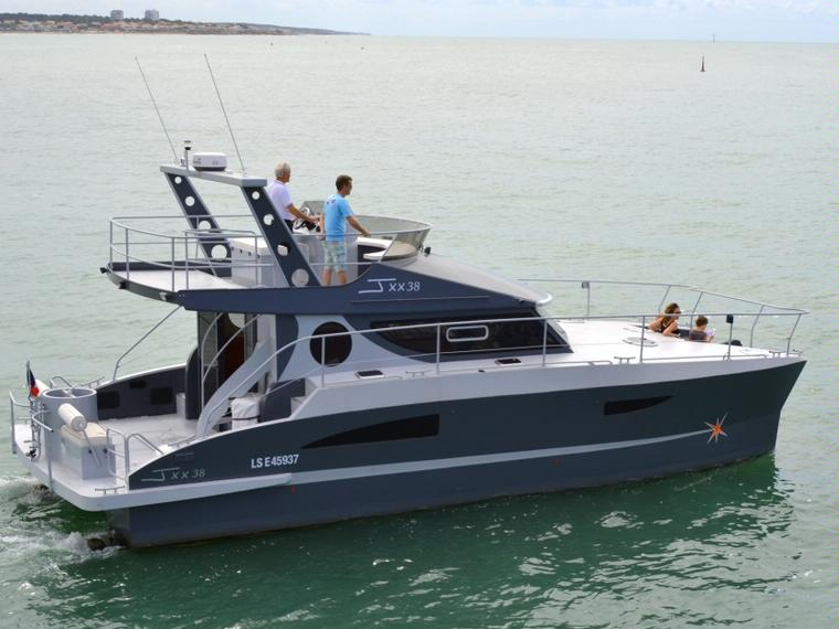 JXX38 In Charente Maritime Power Catamarans Used 55100