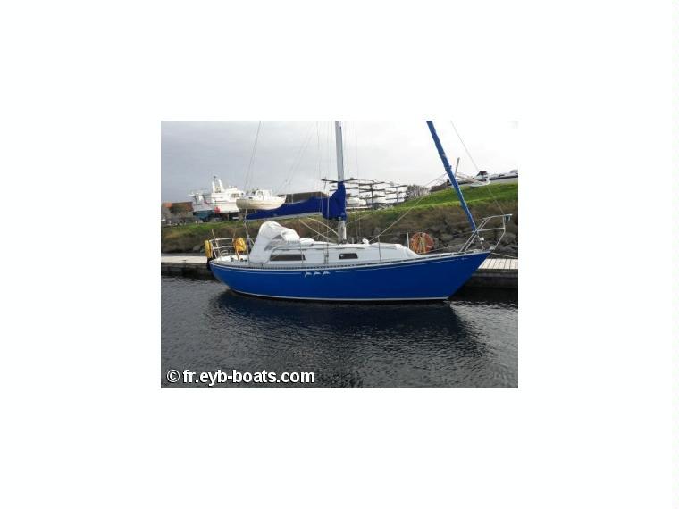 TRAPPER 500 En Aberdeenshire Voiliers Doccasion 05752