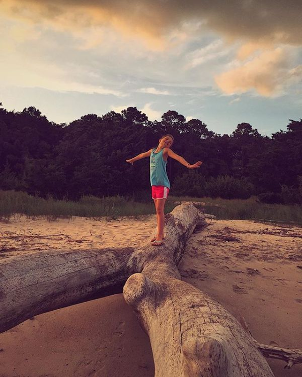 Adventuring with Mia, Part 1