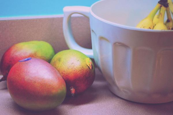 Sometimes you wanna post a picture of Mangos and bananas
