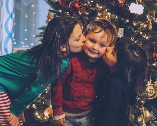 These kiddos make Christmas the best.