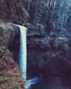 Beautiful Silver Falls - 2