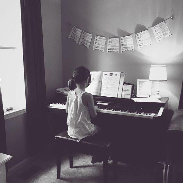 (piano) practice makes perfect