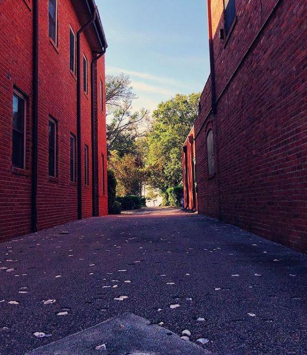 I Am Street. Southport, NC.