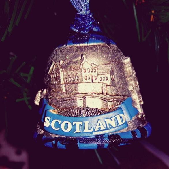From Edinburgh, Scotland