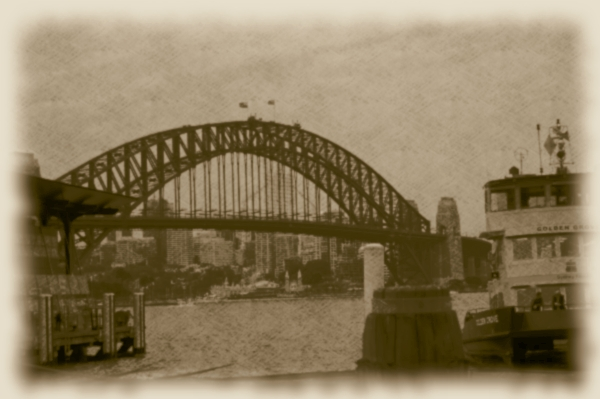 Old Harbour Bridge