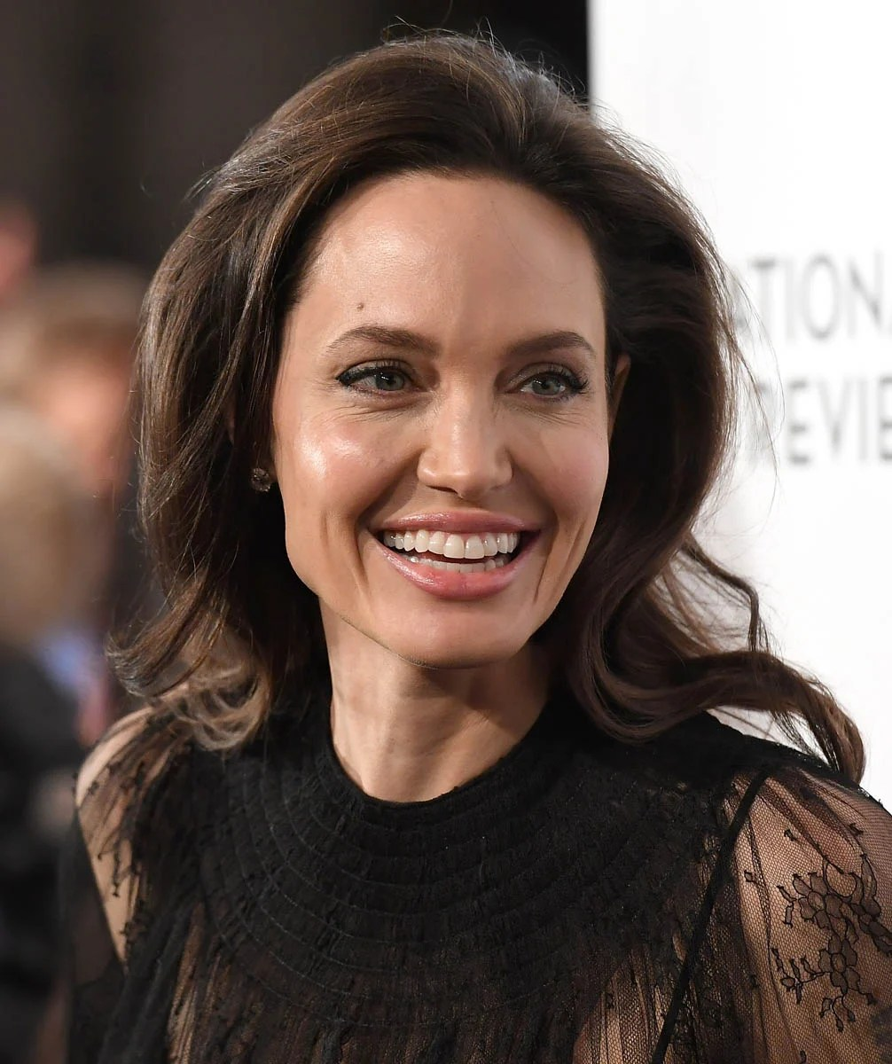 Angelina Jolie at the 2018 National Board Of Review Awards