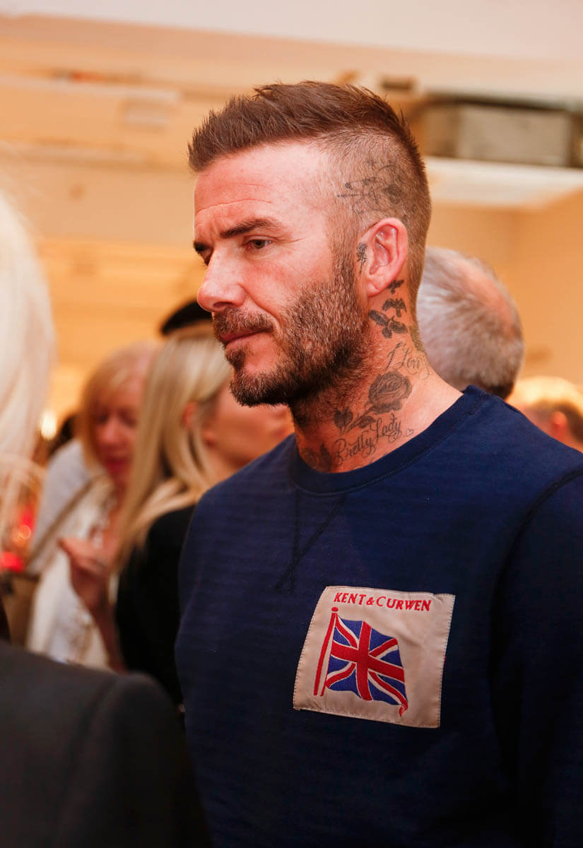 Reports Of Beckham Trouble Paint Victoria As The Problem